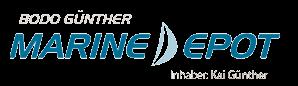 Bodo Günther Marinedepot-Logo