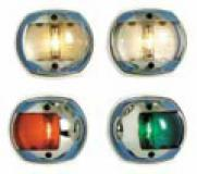 16 Topplampe COMPACT 12A, Edelstahl AISI 316