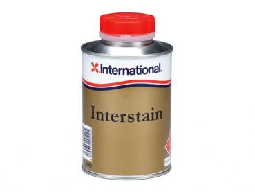 Interstain, mahagonibeize, 375 ml