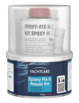 Yachtcare Epoxy-Fix II Repair Kit